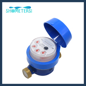 DN15 Brass water meter single Jet water meter