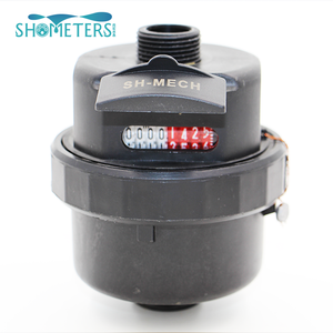 1/2 inch Plastic water meter Volumetric water meter