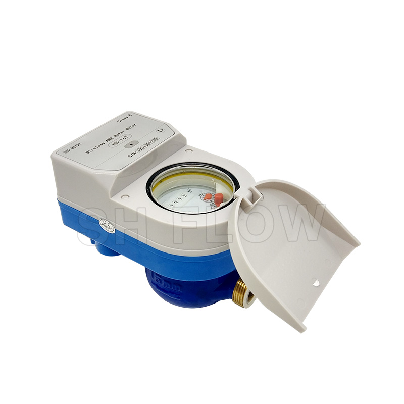 nbiot data logger water meter