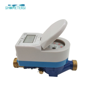 iso4064 class b wireless smart brass prepaid water meter with mpesa integration