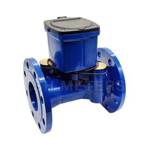 250mm diameter ductile iron fitting ductile iron body water ultrasonic flow meter