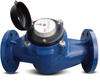 Vertical removable element woltman cold (hot) water meter