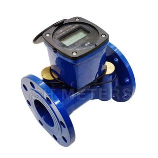 dn80 ductile iron ultrasonic water flow meter china suppliers