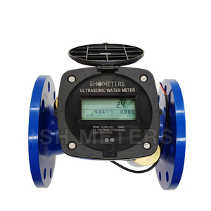 R200 m-bus smart ultrasonic water flow meter