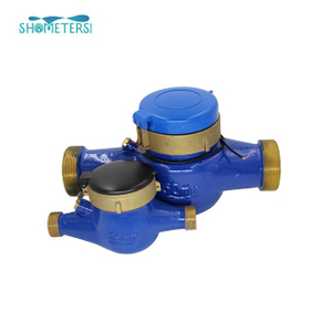 Hot sale DN50 multijet water meter brass body