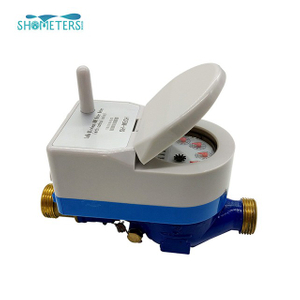DN25 AMR lora wireless remote water meter