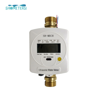 remote wireless electronic residential wireless ultrasonic water meter