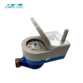 20mm amr smart domestic iso4064 class b smart residential lora water meter module for intelligent